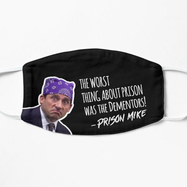Prison Mike Flat Mask
