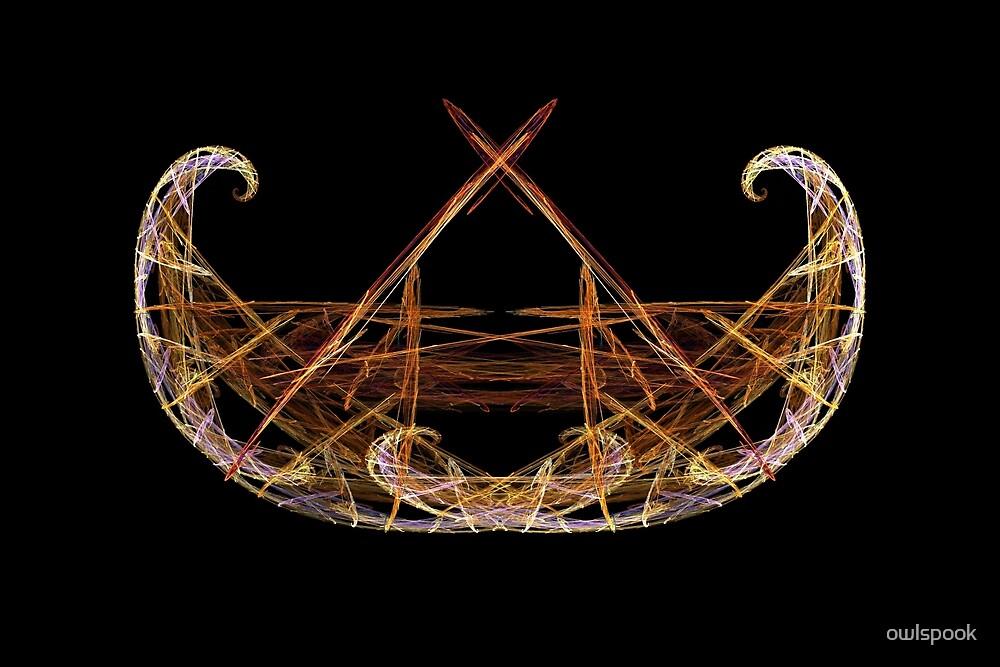 Wikki Canoe by owlspook