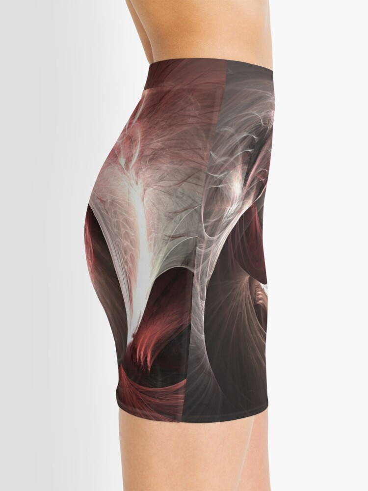Alternate view of Dragon Newborn Mini Skirt