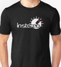 InStereo overlapped Unisex T-Shirt