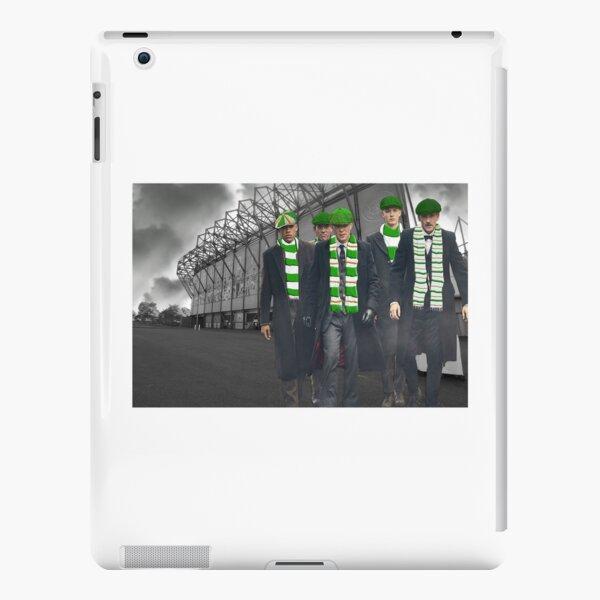 Celtic match day iPad Snap Case