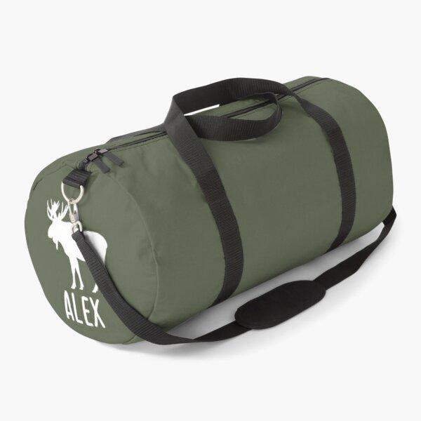 Personalisation - ALEX - moose Duffle Bag