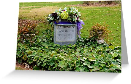 Tarjetas De Felicitación Descanse En Paz Maynard De Scott