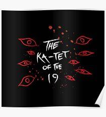 Ka-Tet of the 19 Poster