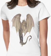 Dark Dragon Women's Fitted T-Shirt