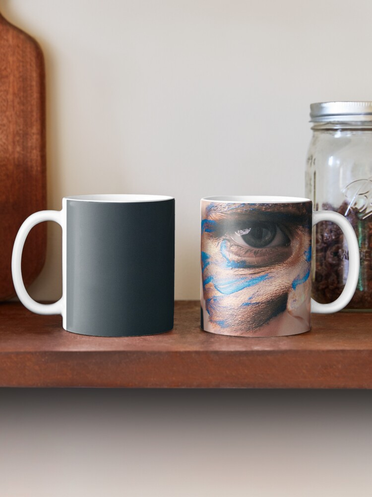 Alternate view of Would You Rather Be An Unknown Superhero or a Famous Villain Mug