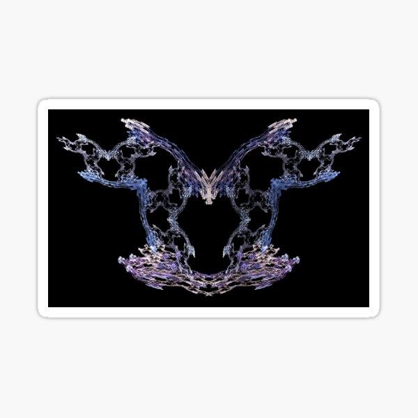 Blue Dragon Sticker