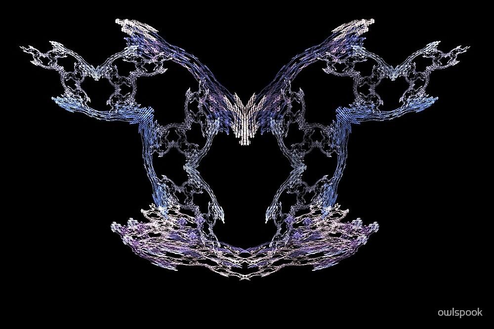 Blue Dragon by owlspook