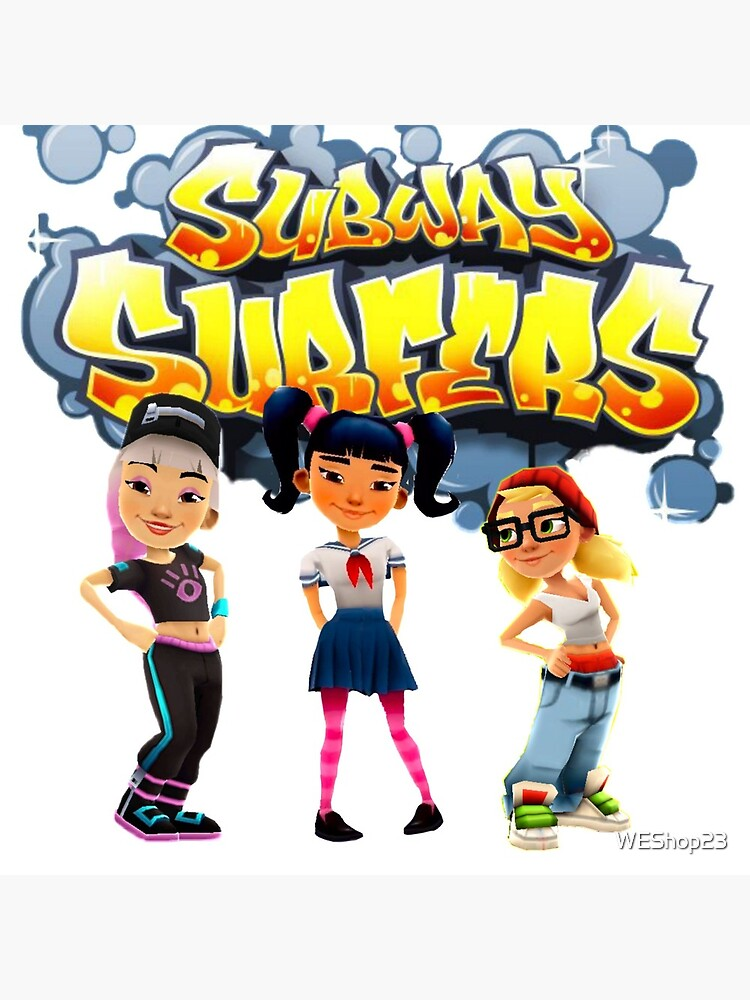 Sunway surfers the girls by WEShop23