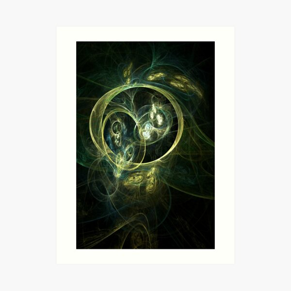 Seeds of Change Art Print