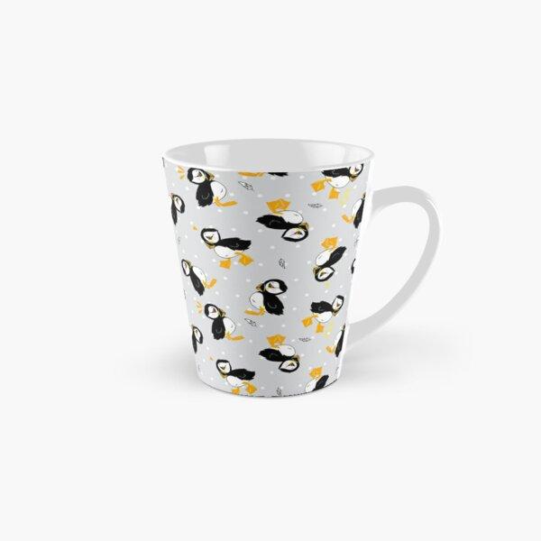 Multitude de Puffins Macareux d'Ecosse Mug long