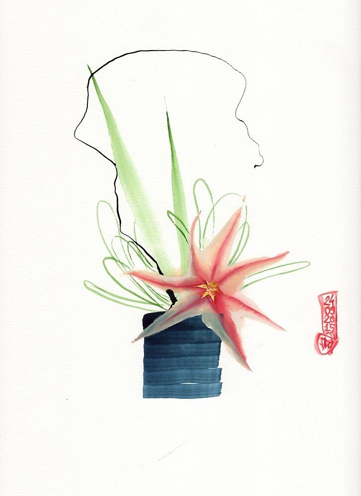 Ikebana 04 by Daniel Armonia