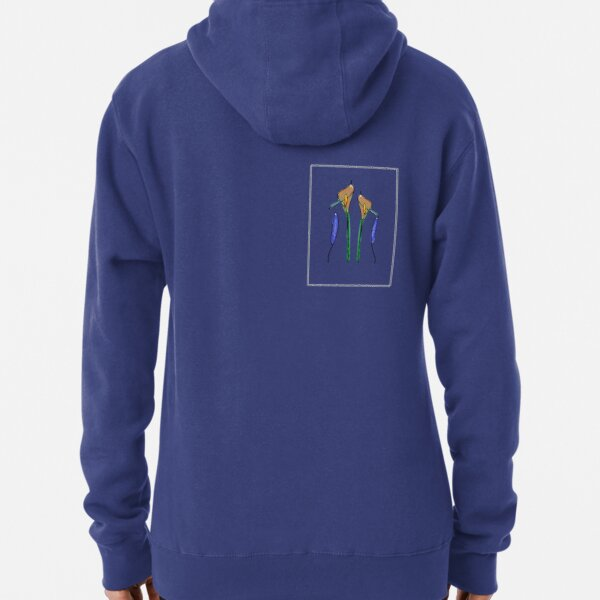 arum lily Pullover Hoodie
