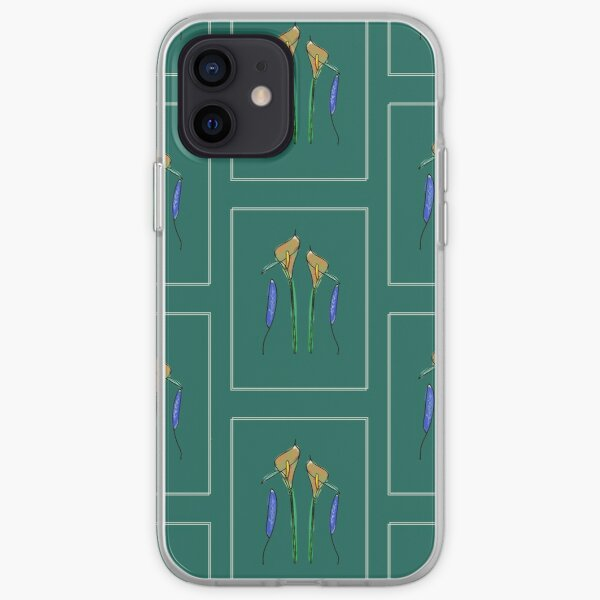 arum lily forest iPhone Soft Case