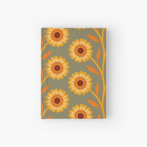Flower up Hardcover Journal