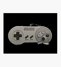 Super Nintendo Photographic Print