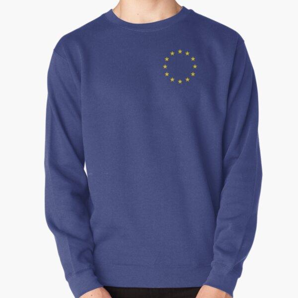 EU Small Badge Pullover Sweatshirt