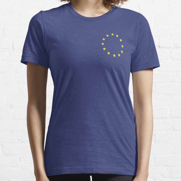 EU Small Badge Essential T-Shirt