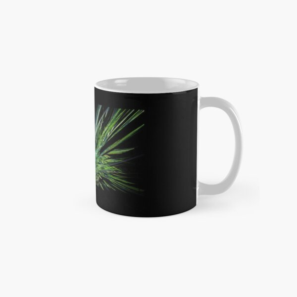 Green Wing Classic Mug