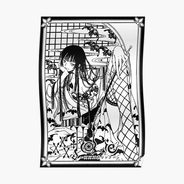 xXxHolic - Sexy Ichihara Yuuko Poster