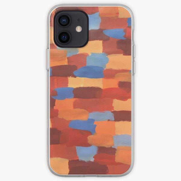 Autumn Blocks iPhone Soft Case