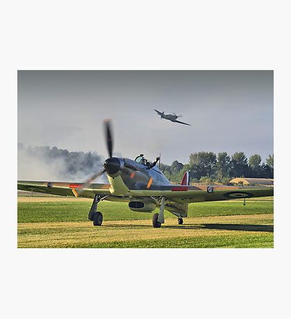 Victory Wave - Shoreham 2013 Photographic Print