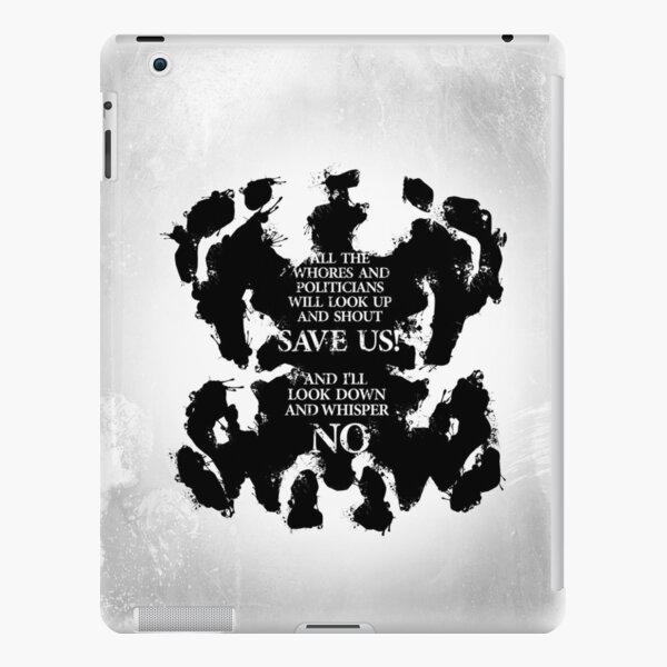 rorschach save us! iPad Snap Case