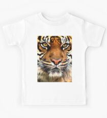 Tiger Face Kids Clothes