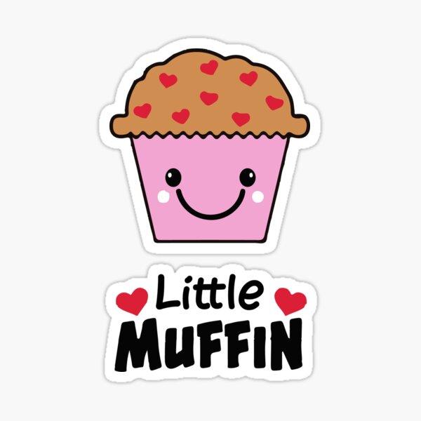 Little Muffin Sticker