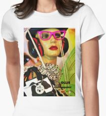 ONE PEARL  Women's Fitted T-Shirt