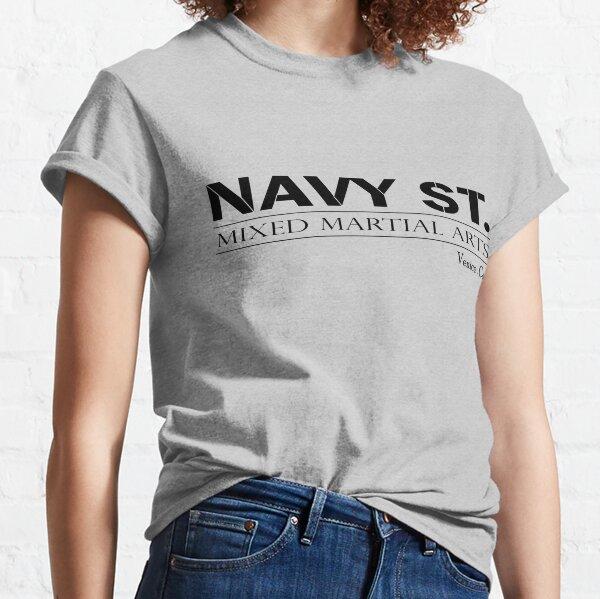 Navy Street Slim Fit T-Shirt Classic T-Shirt