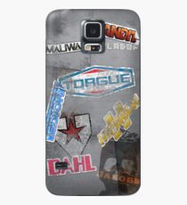 BorderBrands 2 Case/Skin for Samsung Galaxy