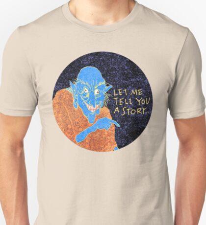 The Demon Storyteller T-Shirt