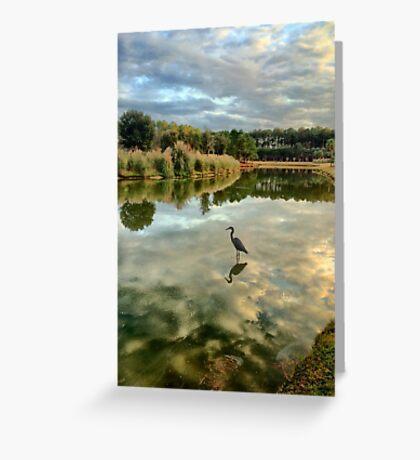 Bluffton, South Carolina Greeting Card