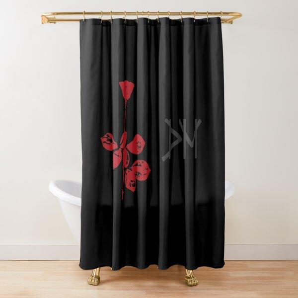 depeche mode Shower Curtain