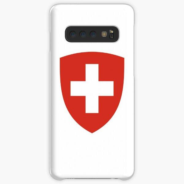 Wappen der Schweiz Samsung Galaxy Leichte Hülle