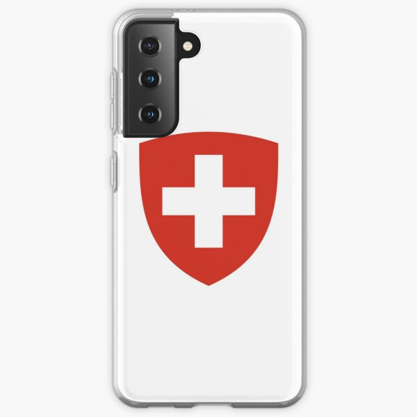 Coat of Arms of Switzerland  Samsung Galaxy Soft Case