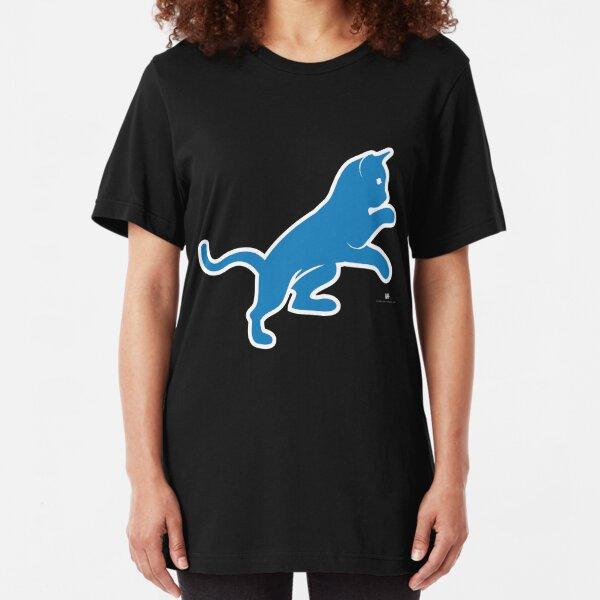 Motor City Kitties Slim Fit T-Shirt