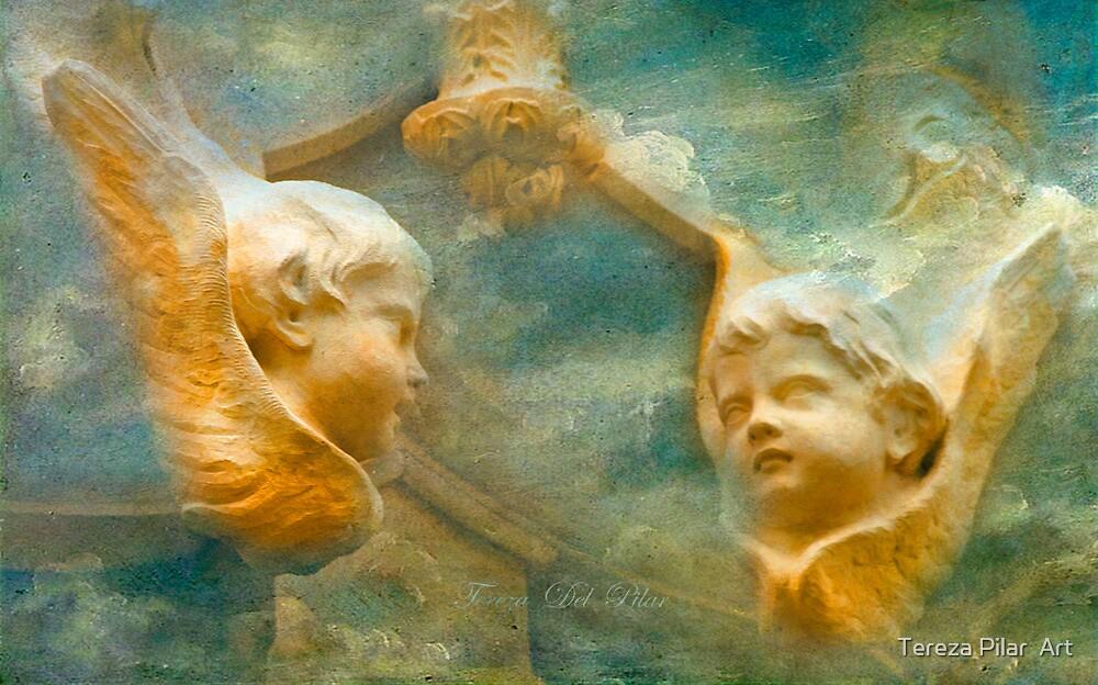 Angel talk by terezadelpilar ~ art & architecture