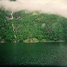 Norwegian Misty Mountain by ValSteve59