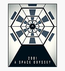 2001: A Space Odyssey Photographic Print