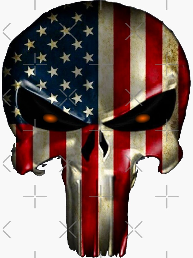 American Skull by FirstImpact