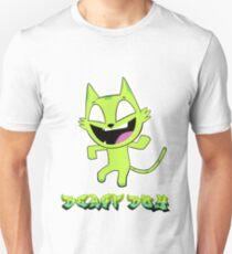 Beast Boy Cat Dance Unisex T-Shirt