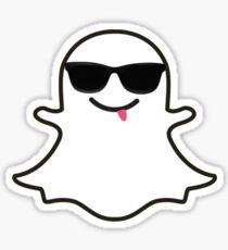 Snapchat Ghost Sticker