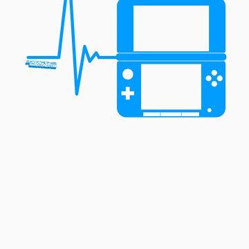 Gamer Heart Beat by GeekGamer