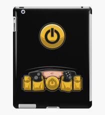 Super Geek Utility Belt iPad Case/Skin