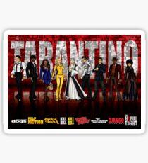 Tarantino Sticker
