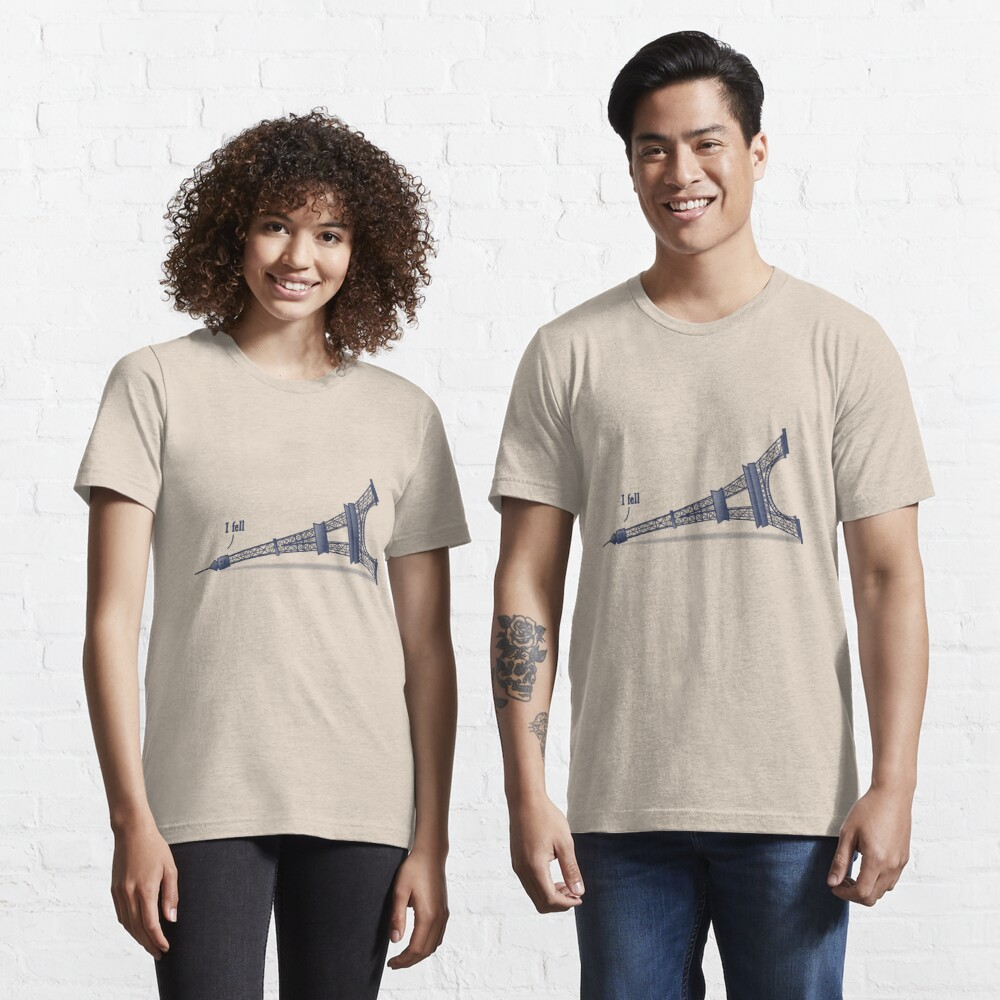 I Fell Tower Essential T-Shirt