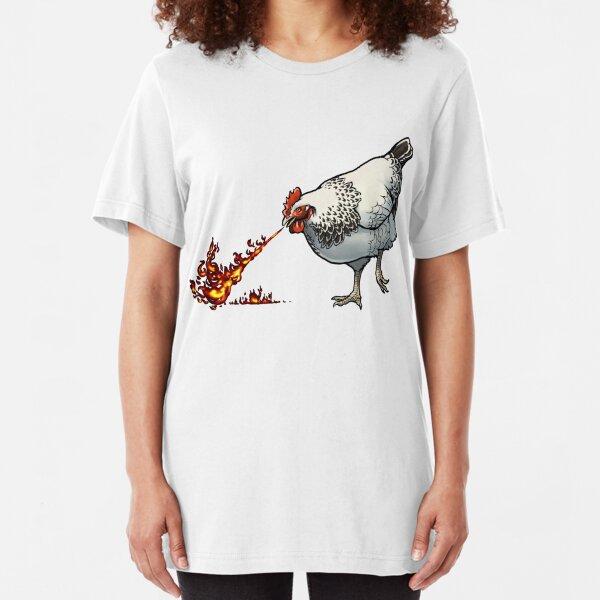FLAMEHEN Slim Fit T-Shirt