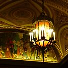 Lights of an old theatre by PhotosByG